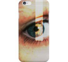 eye #1 iPhone Case/Skin