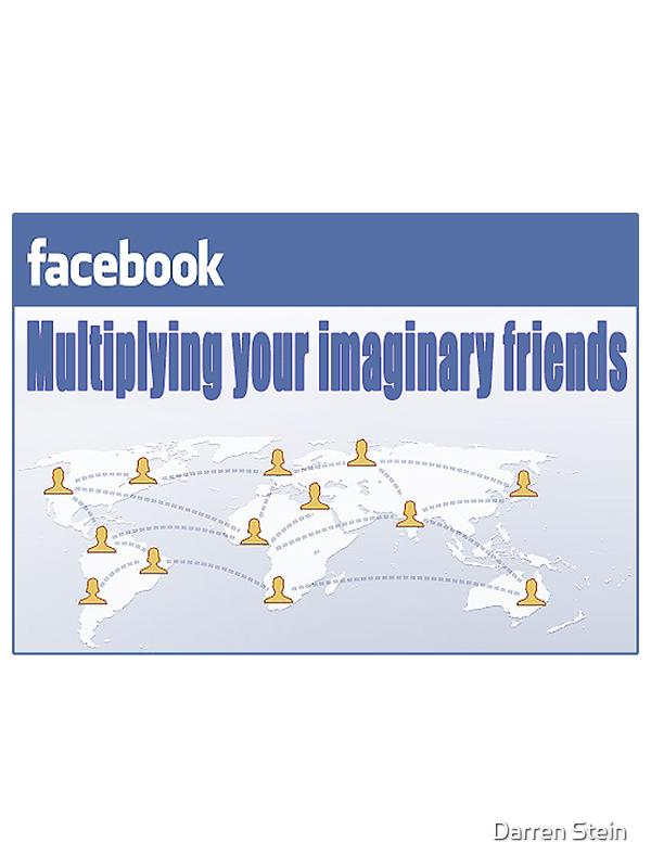 Imaginary Friends by Darren Stein
