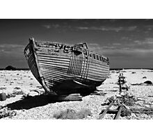 Dungeness Decay Photographic Print