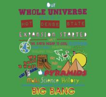 Big Bang Kids Tee