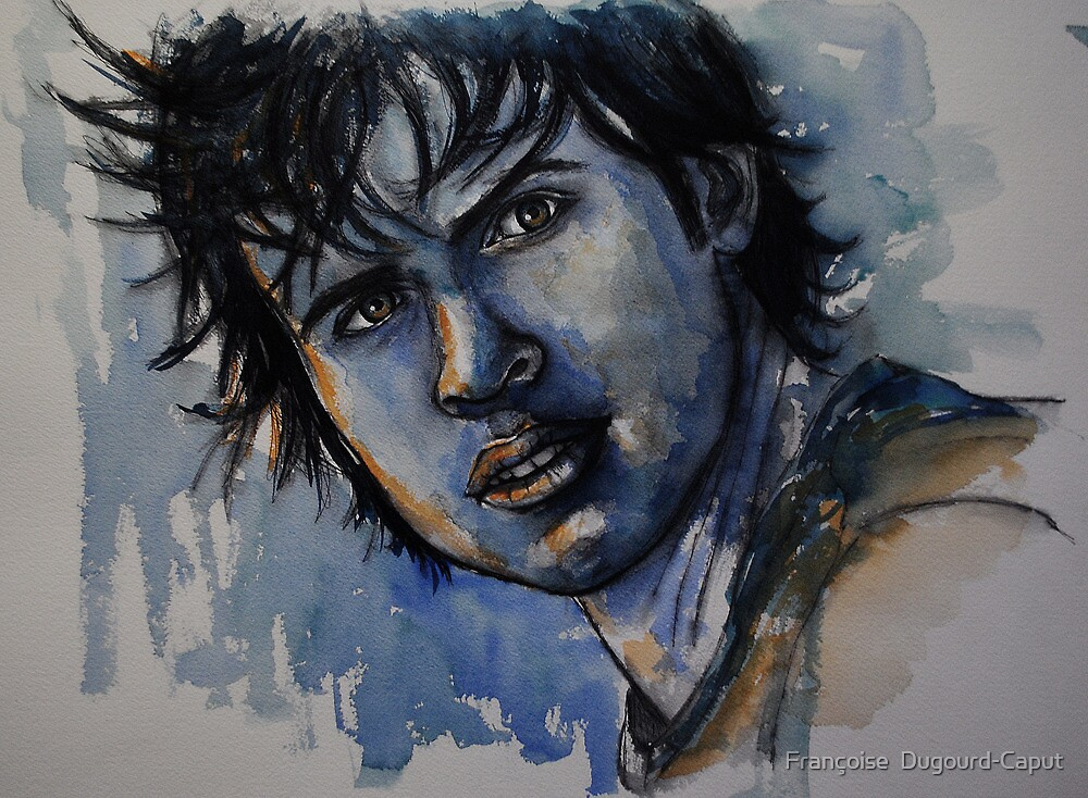 Surprise (Tom Welling) by Françoise  Dugourd-Caput