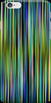 Aberration IV [iPhone / iPad / iPod Case] by Damienne Bingham