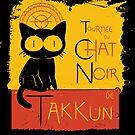 Chat Noir de Takkun by Nayelli Bautista