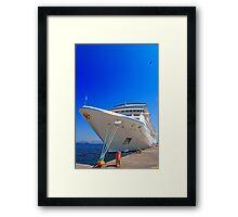 Nautica Framed Print