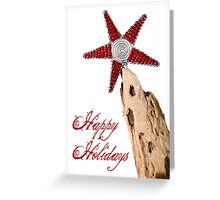 African Christmas Greeting Card