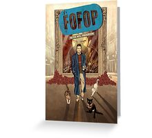 FOFOP Greeting Card