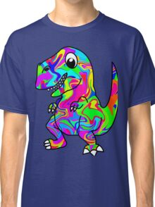Colorful Dinosaur Classic T-Shirt