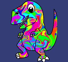 Colorful Dinosaur Unisex T-Shirt