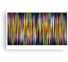 Aberration V [Print and iPhone / iPad / iPod Case] Canvas Print