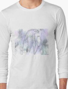 Beautiful Thoughts Long Sleeve T-Shirt