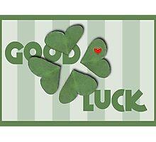 Good Luck Photographic Print