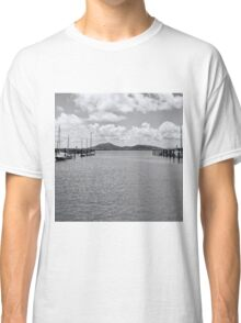 Tranquil river view Classic T-Shirt