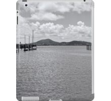 Tranquil river view iPad Case/Skin