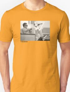VNDERFIFTY OLD SCHOOL GUY T-Shirt