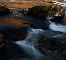 A river runs through it by Ciaran Sidwell