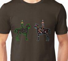 Glasgow Duke of Wellington Statue Pattern T-Shirt Unisex T-Shirt