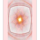 Pastel Inner Light Fractal (iPhone Case) by judygal