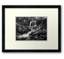 B. Reynolds Falls Oct 2011 Framed Print
