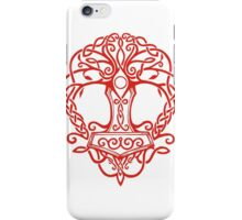 Yggdrasil - Yrminsul iPhone Case/Skin
