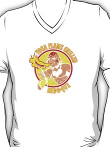 Yoga Flame Grilled BBQ T-Shirt