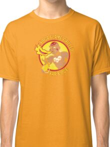 Yoga Flame Grilled BBQ Classic T-Shirt