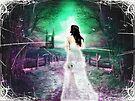 Woman in White by Gal Lo Leggio