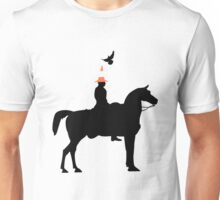 Glaswegian Duke of Wellington Statue T-Shirt Unisex T-Shirt