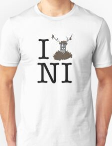 Knights who say Ni T-Shirt