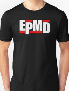 New EPMD Rap Hip Hop Music Classic Logo Men's Black T-Shirt T-Shirt
