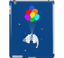 Flying Ankylosaur iPad Case/Skin