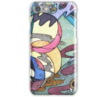 Occular Delineation iPhone Case/Skin