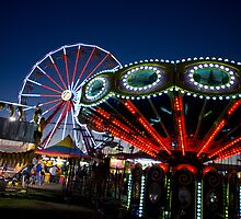 Lights of the Midway by BrianGodfrey