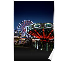 Lights of the Midway Poster