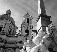 Navona square by Peppedam