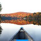 Wilson Lake - 7am by Jim Cumming