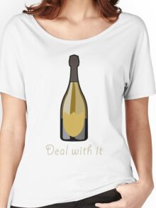 Deal With It Women's Relaxed Fit T-Shirt