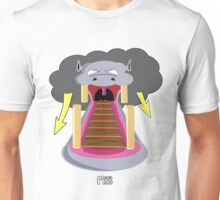 The Hippo's Not So Tempting Offer Unisex T-Shirt