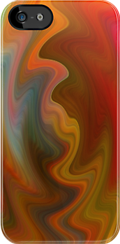iPhone Case of painting...Craving... by linmarie