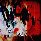 Urban Scrawls - Nasty Nasty by Michael Murray