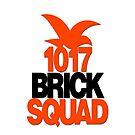 1017 Brick Squad Case by Lance  Porter