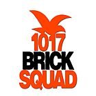 1017 Brick Squad Case by Lance  Porter