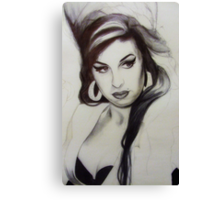 Amy Canvas Print