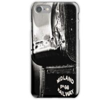 Midland Railway Co iPhone Case/Skin