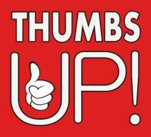 THUMBS UP! by mcdba