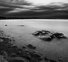 Monochrome Waters by April Koehler