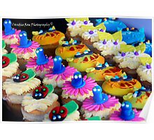 MMMM CUPCAKES, HUNTER VALLEY Poster