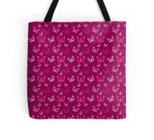 Breast Cancer Butterfly Ribbons Tote Bag