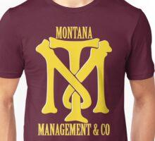 Montana Management & Co Tony Montana - Scarface - Movie Unisex T-Shirt