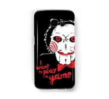 Saw Samsung Galaxy Case/Skin
