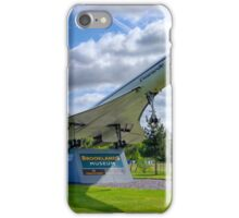 Dambusters 70 Years On - BBMF Lancaster 3 - HDR iPhone Case/Skin